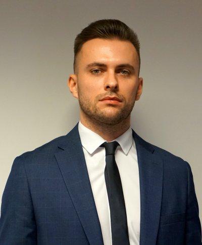 Handlowiec - Marcin Olszowy