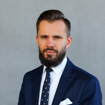 Handlowiec - Łukasz Cieszyński
