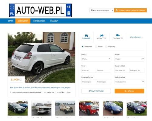 Strona główna portalu auto-web