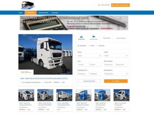 Strona główna portalu get-truck