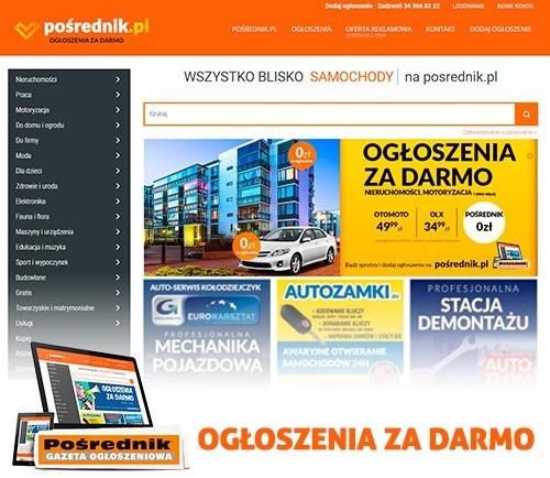 Strona główna portalu posrednik