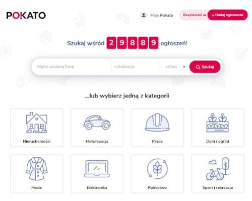 Strona główna portalu pokato