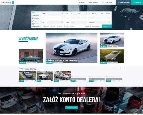 Strona główna portalu samochody