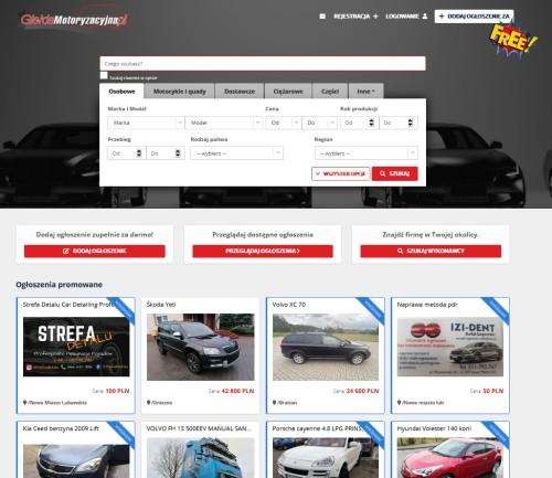 Strona główna portalu gieldamotoryzacyjna