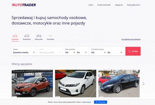 Strona główna portalu trader