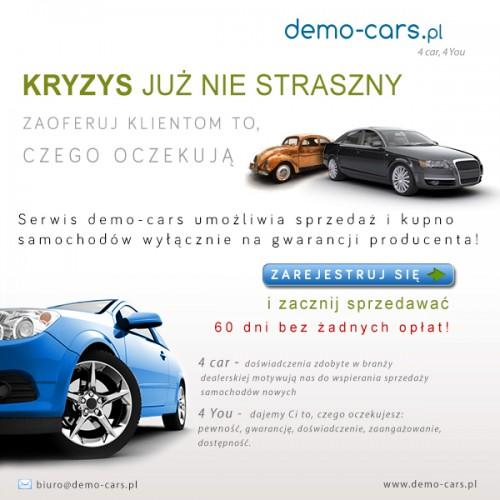 Strona główna portalu demo-cars