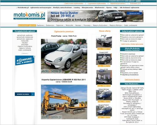 Strona główna portalu motokomis