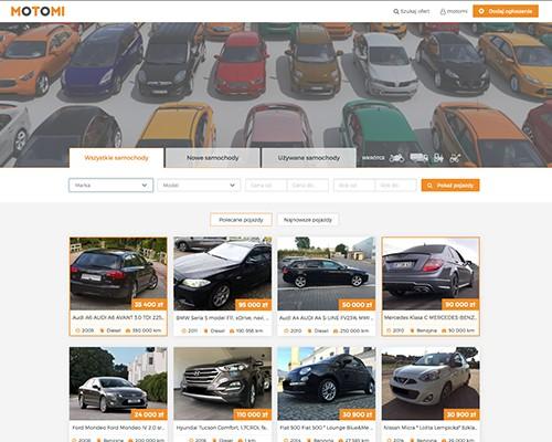 Strona główna portalu motomi